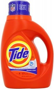 Tide Laundry Detergent, 50 Ounce Deal