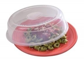 Nordic Ware Microwave 10.5 Inch Spatter Cover Deal