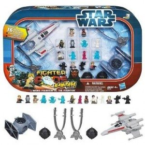 Star Wars Fighter Pods Rampage Figure 16 Pack Deal