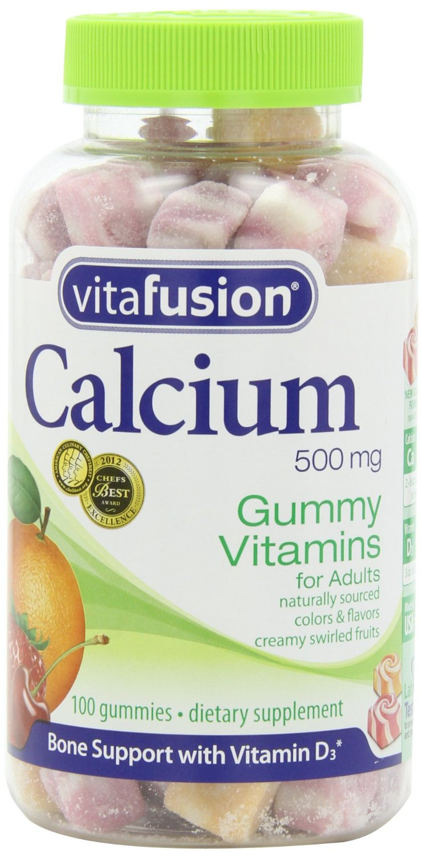 Vitafusion vitamins adults