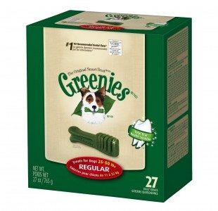 Greenies Treat-Pak for Dogs, Original Deal