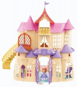 Disney Sofia The First New Magical Talking Castle Deal