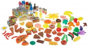 KidKraft Tasty Treats Pretend Food Play Deal