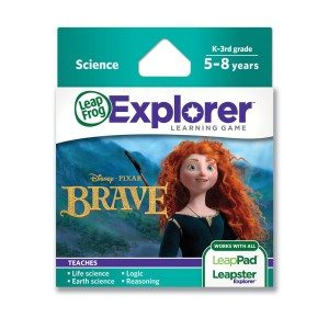 LeapFrog Disney Pixar Brave Learning Game (Works with LeapPad Tablets, LeapsterGS, and Leapster Explorer) Deal