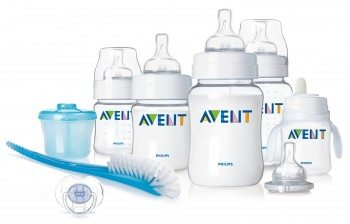 Philips AVENT BPA Free Classic Infant Starter Gift Set Deal