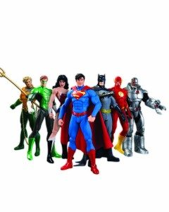DC Collectibles We Can Be Heroes Justice League 7-Pack Box Set Deal