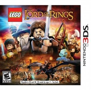 LEGO Lord of the Rings - Nintendo 3DS Deal