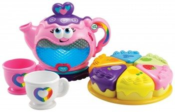 LeapFrog Musical Rainbow Tea Party Role Play Deal