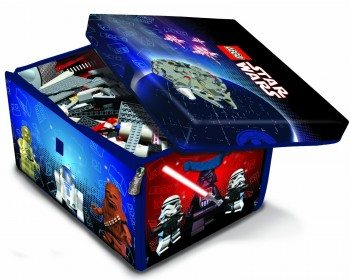 Neat-Oh! LEGO Star Wars ZipBin Medium Toybox & Playmat Deal