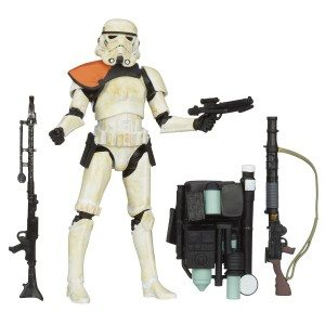 Star Wars The Black Series Sandtrooper Figure Deal