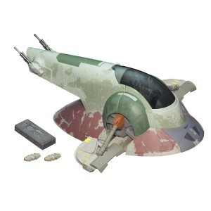 Star Wars The Empire Strikes Back Slave I Boba Fett's Spaceship Vehicle Deal