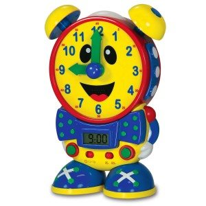 Telly the Teaching Time Clock Deal