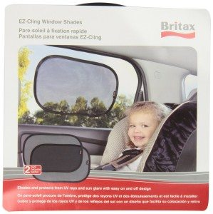 Britax 2 Pack EZ-Cling Sun Shades Deal