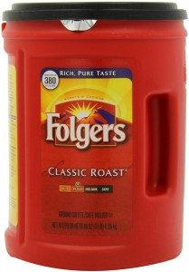 Folgers Coffee, Classic Roast, 48 Ounce  Deal
