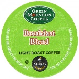 Green Mountain Coffee Breakfast Blend Deal