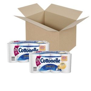 Cottonelle Clean Care Toilet Paper Deal