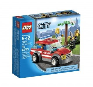LEGO City Fire Chief Car Deal
