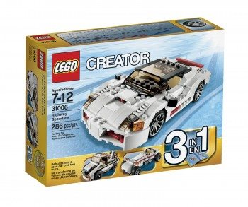 LEGO Creator Highway Speedster Deal