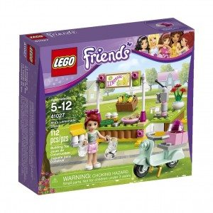 LEGO Friends 41027 Mia's Lemonade Stand Deal