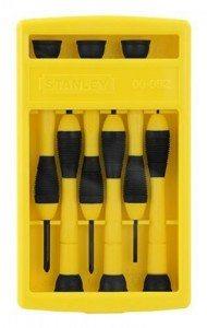 Stanley 66-052 6-Piece Precision Screwdriver Set Deal