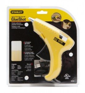 Stanley GR20K Trigger Feed Hot Melt Glue Gun Kit Deal