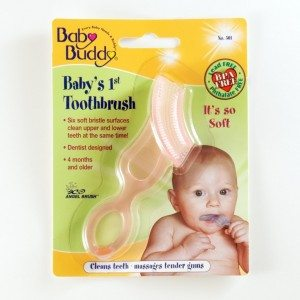 Baby Buddy Baby's 1st Toothbrush Deal