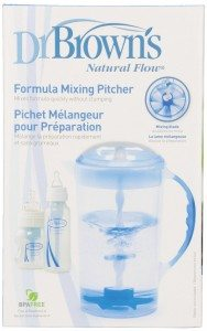 Dr. Brown's Formula Mixing Pitcher Deal
