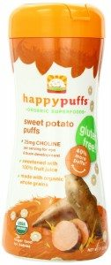 Happy Baby Organic Puffs, 2.1 Ounce Containers Deal