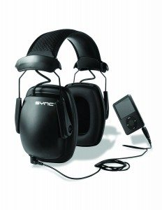 Howard Leight 1030110 Sync Noise-Blocking Stereo Earmuff Deal