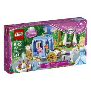 LEGO Disney Princess 41053 Cinderella's Dream Carriage Deal