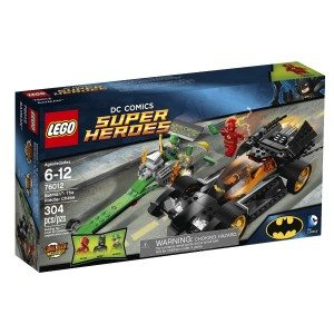LEGO Superheroes 76012 Batman The Riddler Chase Deal