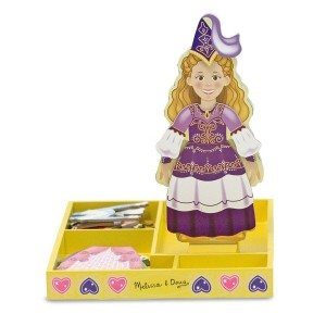 Melissa & Doug Princess Elise Magnetic Dress-Up Set Deal