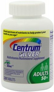 Centrum Silver - Adults 50+ Deal