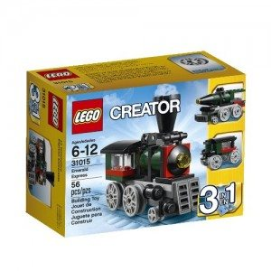 LEGO Creator 31015 Emerald Express Deal