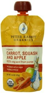 Peter Rabbit Organics Pouches (Pack of 10) Deal