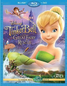 Tinker Bell and the Great Fairy Rescue (Two-Disc Blu-ray  DVD Combo) Deal