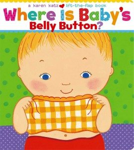 Where Is Baby's Belly Button A Lift-the-Flap Book Deal