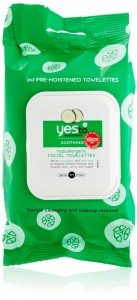 Yes To Cucumber Hypoallergenic Facial Towelettes Deal
