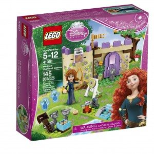 LEGO Disney Princess 41051 Merida's Highland Games Deal
