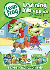LeapFrog LearningSet, Volume Two Deal