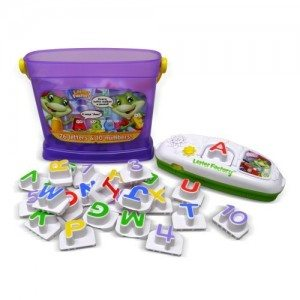 LeapFrog Letter Factory Phonics and Numbers Deal