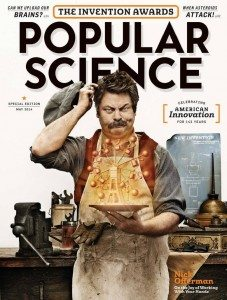 Popular Science (1-year automatic renewal) Deal
