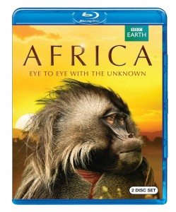 Africa Eye To Eye With the Unknown [Blu-ray] Deal