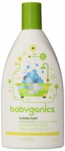 Babyganics Bubble Bath, Chamomile Verbena, 20 oz Deal