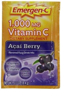 Emergen-C Acai Berry,,30 packets, 8.9 Ounce Deal
