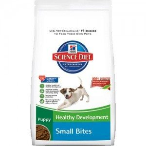 Hill's Science Diet Puppy Healthy Development Small Bites Dry Dog Food Deal