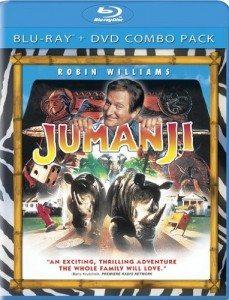 Jumanji (Two-Disc Blu-ray DVD Combo) Deal