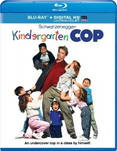 Kindergarten Cop (Blu-ray + DIGITAL HD with UltraViolet) Deal