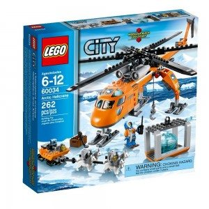LEGO City Arctic Helicrane Deal