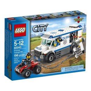 LEGO City Police 60043 Prisoner Transporter Deal